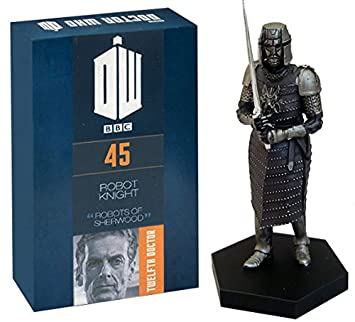 Doctor Who Figurine Collection Part 45 ROBOT KNIGHT: Amazon co uk