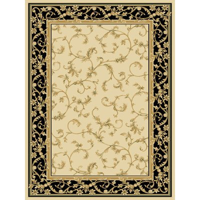 Central Oriental 2034WK8D Radiance Felix Round Area Rug, 7-Feet 10-Inch, Multicolored