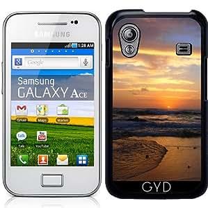 Funda para Samsung Galaxy Ace (GT-S5830) - Playa De Kauai by loki1982