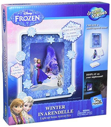 (In My Room Dream Scenes Disney Frozen Tabletop Décor Night Light)