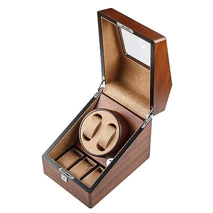 L-life Cajas giratorias Cajas automáticas de Reloj Caja de ...