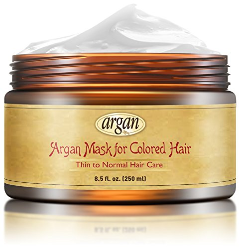 Color Safe Deep Conditioner Mask - Thin Fine Hair Care - Mor