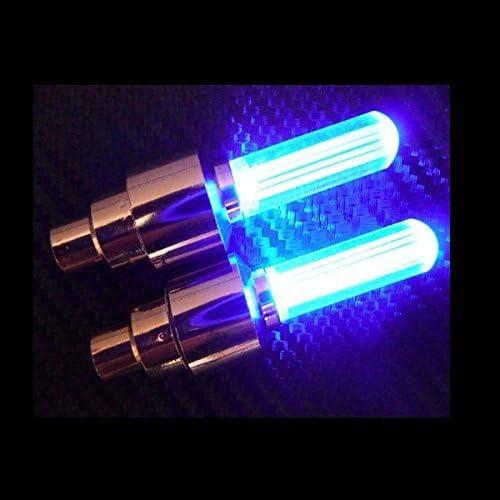 Tireflys Lights for Your Wheels valve stem LED blue green yellow NEW NOS wheel