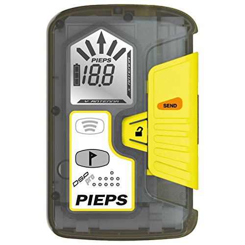 Pieps Beacon (Black Diamond Pieps DSP Pro Avalanche Beacon, One Size)