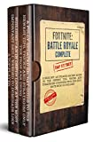 Fortnite: Battle Royale Complete: 2 BOOK SET – An Updated Secret Guide to the Newest Tips, Tricks and Strategies TOGETHER with our Ultimate Book on Building