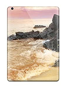 New Premium ORJHIVi3311KOxPZ Case Cover For Ipad Air/ Waves Crashing Protective Case Cover