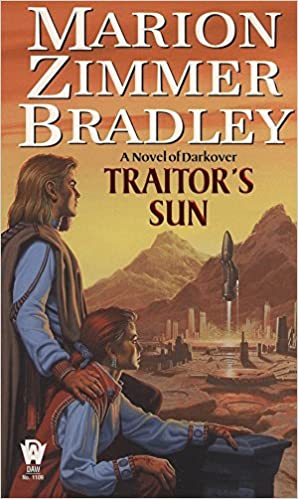 book cover: Traitor's Sun