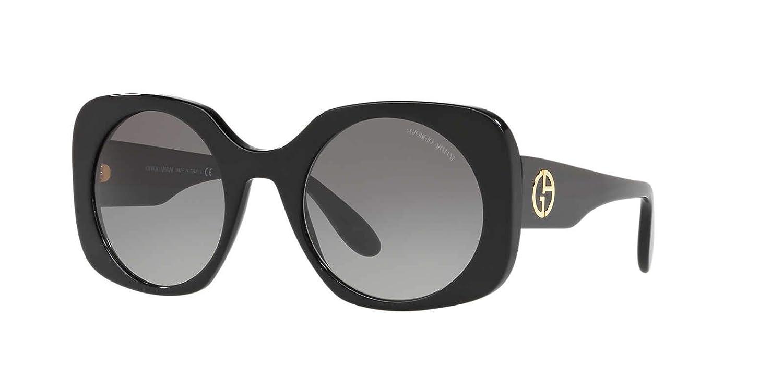 Armani Giorgio 0AR8110, Gafas de Sol para Mujer, Black, 52 ...