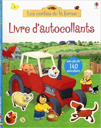CONTES DE LA FERME pdf ebook