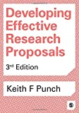 DEVELOPING EFFECTIVE RESEARCHPROPOSALS