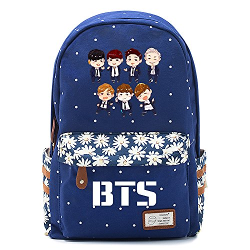 Korean Bag Casual College Book School Laptop Daypack Backpack A11 7ZZdrIq