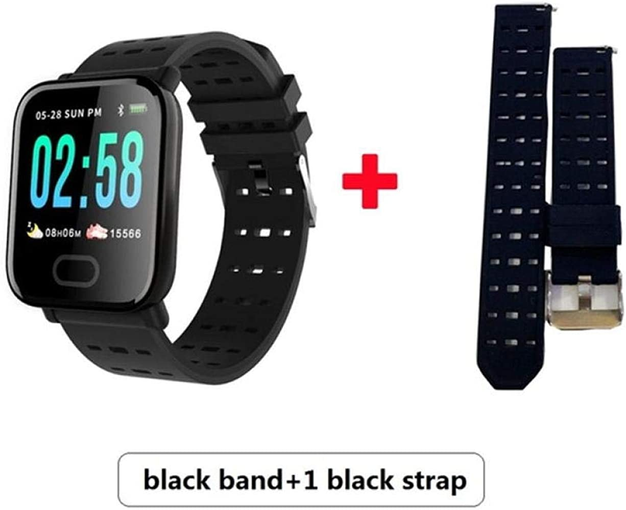 Relojes Reloj Inteligente Women Sports Fitness Tracker Monitor De ...