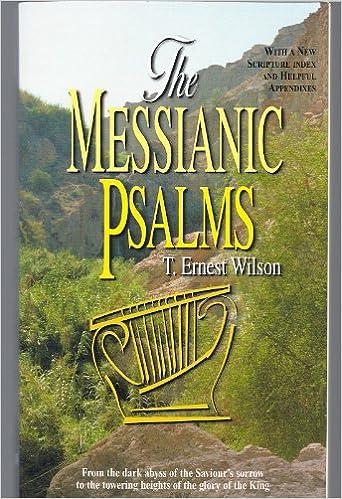 Book Messianic Psalms