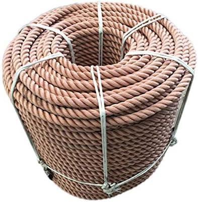 Fety 懸垂下降ロープ、12mm/20m/30m/40m/50m 屋外クライミングロープ、サバイバルコードライン綿糸屋外,a,40m