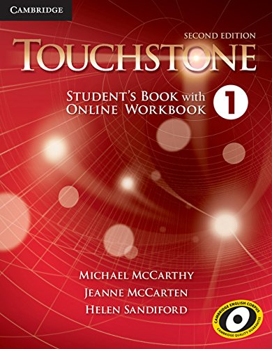 Touchstone Level 1 Student's Book with Online Workbook