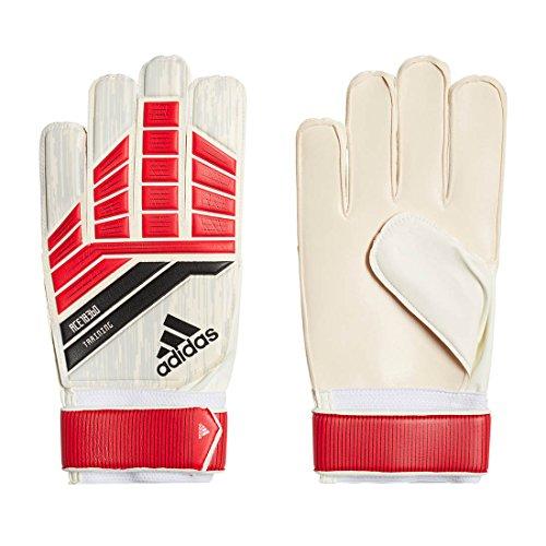 adidas Performance ACE Training Goalie Gloves, Bright Red, Size (Goalkeeper Training)