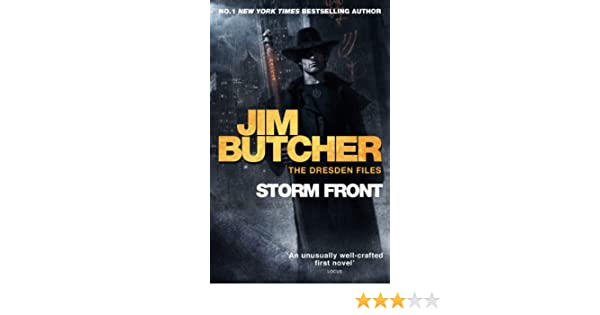 Storm Front: The Dresden Files, Book One (The Dresden Files series 1) (English Edition) eBook: Jim Butcher: Amazon.es: Tienda Kindle
