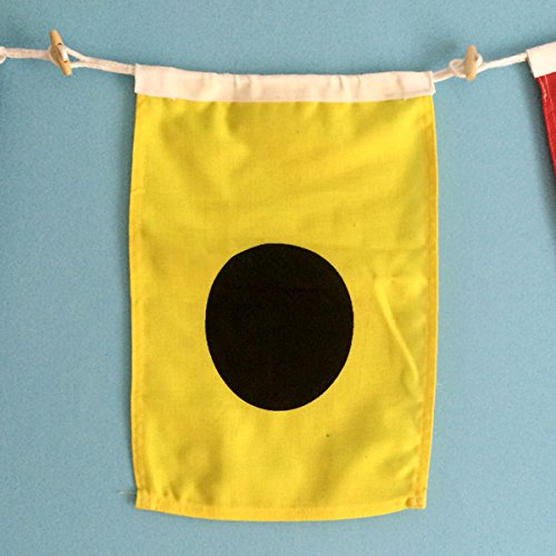 Top Boat Cabin Flags