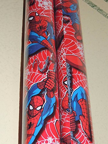 Super Heroes Christmas Wrapping Paper 6 Pack Bundle Spiderman, Hulk, Batman, 2 Star Wars, and Guardians . Avoid the Rush, long lines, traffic! All your Superheroes in one Bundle. Bargain! - Order Macys