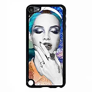 Ipod Touch 5th Generation Sexy Lady Lana Del Rey Phone Case Cover Lana Del Rey Fashionable