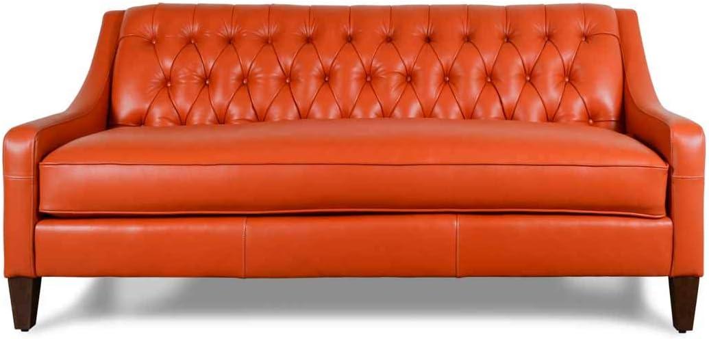 Fokas Leather Furniture Muebles de Piel de 3 plazas Athens ...