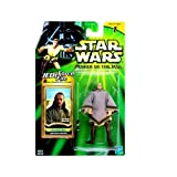 qui gon jinn figure - Star Wars: Power of the Jedi Qui-Gon Jinn (Mos Espa Disguise) Action Figure