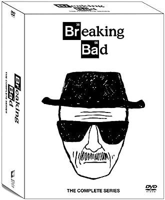 Breaking Bad: Complete Series Edizione: Stati Uniti Italia DVD: Amazon.es: RJ Mitte, Betsy Brandt, Dean Norris, Bryan Cranston, Aaron Paul, Anna Gunn, RJ Mitte, Betsy Brandt, Karen Moore, Patty Lin: Cine y