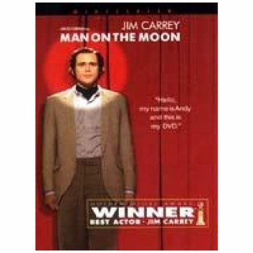 Price comparison product image MAN ON THE MOON (JIM CARREY)