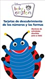 img - for Tarjetas de descubrimiento de los mumeros y las formas/ Numbers and Shapes Discovery Cards (Disney Baby Einstein) (Spanish Edition) book / textbook / text book