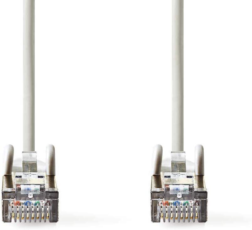 20 m Nedis Cat 5e SF//UTP Network Cable RJ45 Male Grey RJ45 Male