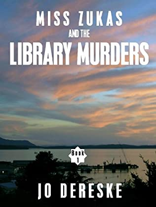 book cover of Miss Zukas and the Library Murders