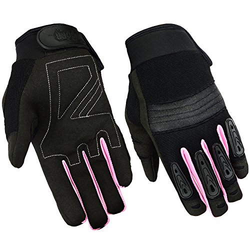 Womens Air Cooled No Sweat Knit Extreme Comfort Riding Glove (Small, ()
