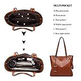 ALARION-Women-Top-Handle-Satchel-Handbags-Shoulder-Bag-Messenger-Tote-Bag-Purse
