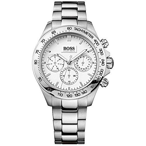 Hugo Boss Damen-Armbanduhr Analog Quarz Edelstahl 1502369