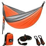 Best Nylon Hammocks - Tempotrek Double Camping Hammock -Best Parachute Hammock Review
