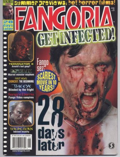 (Fangoria Horror Magazine Issue # 223 June 2003)