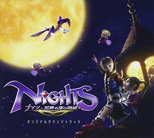 NiGHTS〜星降る夜の物語〜Original Soundtrackの商品画像