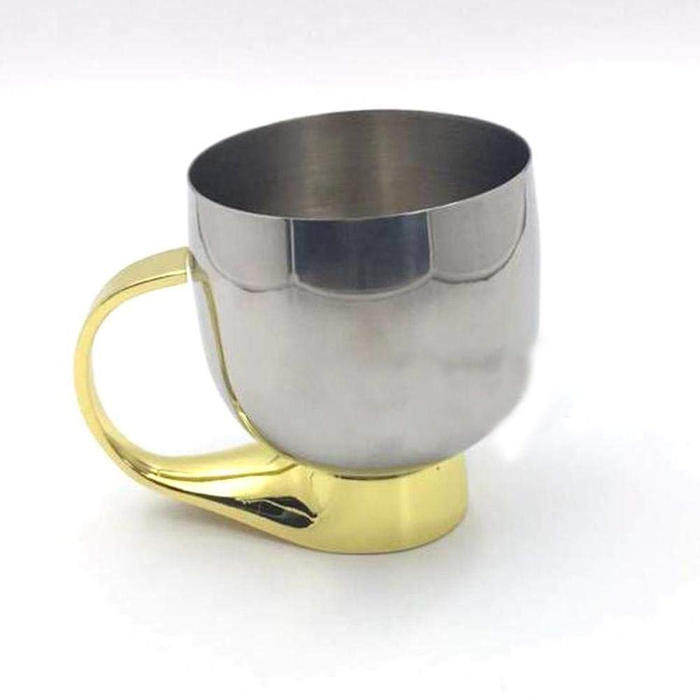 Zhanwang17 Cocktail Mug - 360ML Double Layer Stainless Steel Cup Ounce Cup by oshide (Image #3)
