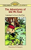 img - for The Adventures of Old Mr. Toad (Dover Children's Thrift Classics) book / textbook / text book