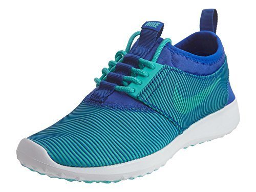 Nike JUVENATE SM womens fashion-sneakers 819841-400_7.5 - RACER BLUE/WHITE/HYPER JADE by NIKE