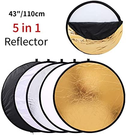 Photography Reflector Collapsible Lighting Portable product image