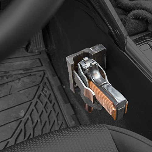 By My Side Holster Mount For Vehicle Under Desk Or