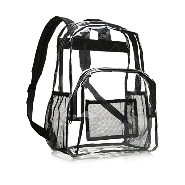 AmazonBasics Zaino scolastico - Transparente 1 spesavip