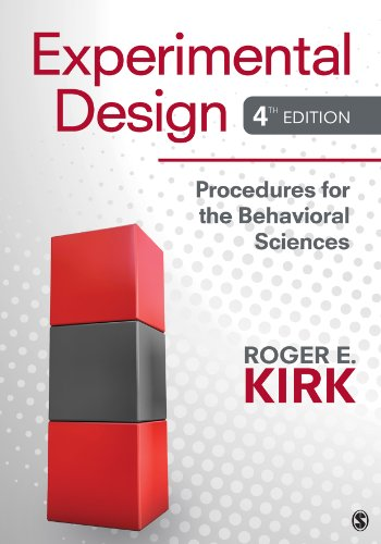 Download Experimental Design: Procedures for the Behavioral Sciences Pdf