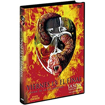 Viernes 13 Jason Se Va Al Infierno 1993 DVD Jason Goes to Hell The Final Friday