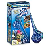 #6: Aqua Globes AG011706 Glass Plant Watering Bulbs, 2-Pack
