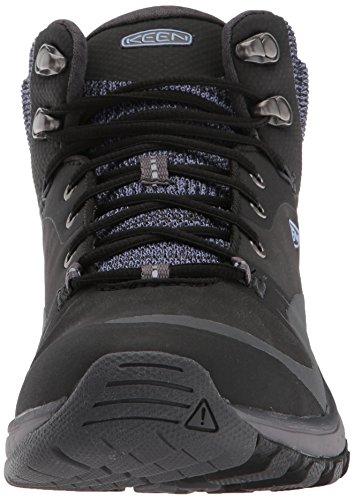 Keen Terradora Pulse Mid Womens Waterproof Stiefel - AW17 Black