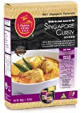 Prima Taste Singapore Curry Sauce Kit, 10.58-Ounce Boxes (Pack of 4)