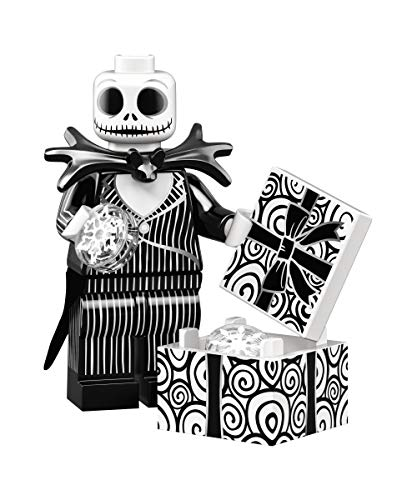 LEGO Disney Series 2 Collectible Minifigure - Jack Skellington (Sealed Pack) ()