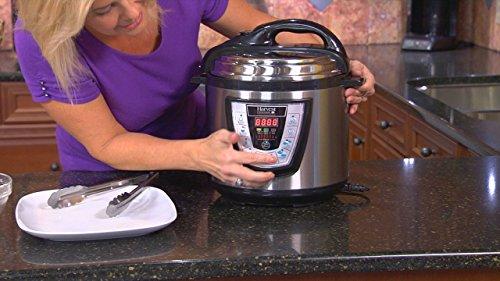 Pressure Pro Pressure Cooker- 4 qt